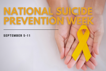 2021 Events Calendar_Suicide Prevention Week